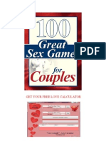 Collection of 100 SexGames