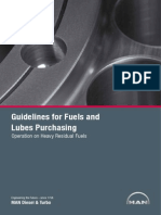 Guidelines for Fuels and Lubes Purchasing