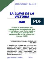 La Llave de La Victoria Dar v 4