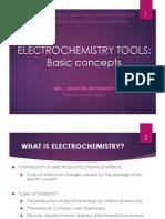 Electrochemistry Tools - Basic