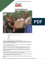 10-10-15 Se suma Sonora al programa de Televisión Digital Terrestre - El Imparcial