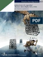 Barreneche - Leyes, Justicias e Instituciones de Seguridad en La Provincia de Buenos Aires