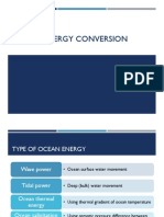 15 Ocean Energy Conversion
