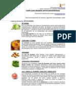 AlimentosCualidadesAnticancerosas