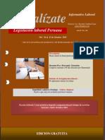 Revista legislacion laboral Actualizate