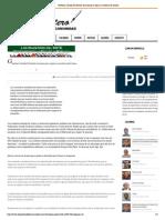 06-10-15 Gestiona Claudia Pavlovich recursos para reparar carreteras de Sonora - El Reportero