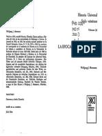 Mommsen Wolfgang - La Época Del Imperialismo P. 90-161