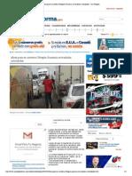 04-10-15 Abren paso en carretera Obregón-Guaymas; se trasladan autoridades - Uniradio Informa