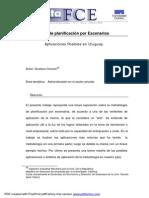 LECTURA 3 Planificiacion de escenarios caso uruguay.pdf