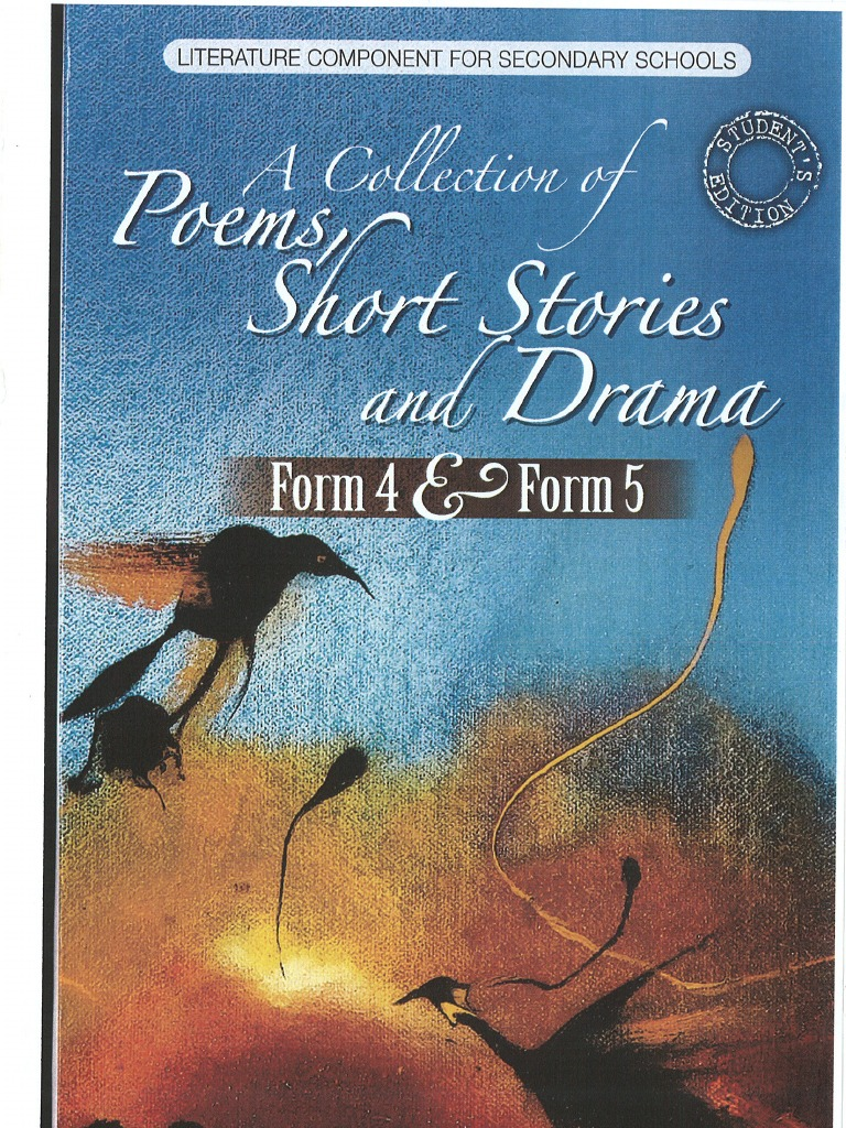 literature for form 2 2 short story what is a short story can you explain what makes a short story.