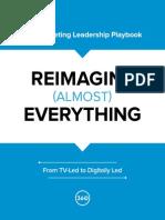 Marketing Leadership Playbook 2015