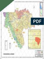 Mapa de Isoyetas, Isotermas - Estudio Hidrologico.pdf
