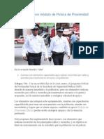 Crea SSP Nuevo Módulo de Policía de Proximidad Social