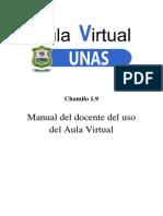 Manual Docente Aula Virtual