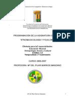 Bibliografía Sobre Etnomusicologia
