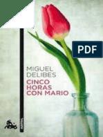 Cinco horas con Mario - Miguel Delibes.pdf
