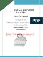 """Portefólio 6ºano """"Os Heróis do 6ºF"""""""