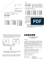 Leband Mod 2,3,4