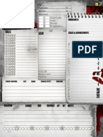 DLN Character Sheet