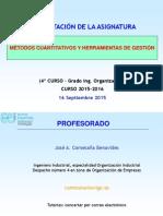 MCHG1516.PresentacionAsignatura