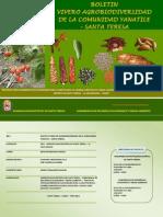 Boletin Vivero Agrobiodiversidad