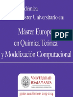 Master Erasmus Mundus