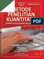 Metode Penelitian Kuantitatif Analisis Isi Dan Analisis Data Sekunder
