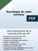 Tecnologia Radio Wireless