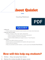 all about quizlet  1