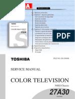Toshiba 27a30