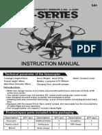 Manual Drone x800