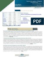 Boletín 02-204. Impacto Combustible en El Transporte de Carga