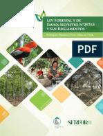 Ley Forestal y de Fauna Silvestre n29763