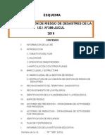 Plan de Gestion de Riesgo y Contingencia Jucul 2015