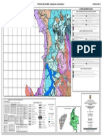 Mapa Geomorfológico de La Sabana de Bogotá