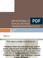 agency project powerpoint