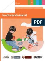 Documento N¯ 21 - El arte en la educaci¢n inicial