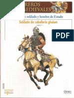 040 Guerreros Medievales Saladino Osprey Del Prado 2007