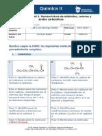 MIV-U5-Actividad 3. Nomenclatura de Aldehídos, Cetonas y Ácidos Carboxílicos
