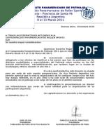 Dossier Campeonato Panamericano de Patinaje 2011