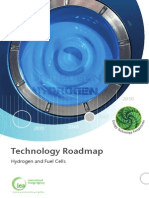 International Energy Agency Technology Roadmap H2 FuelCells