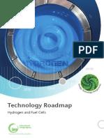 International Energy Agency Technology Roadmap H2 FuelCells