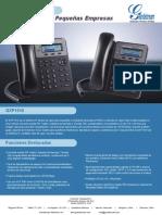 gxp1610_datasheet_spanish.pdf