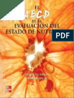 ABCD de La Evaluacion Del Estado de Nutricion