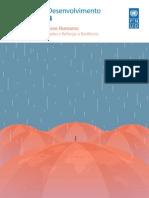 Relatório Do Desenvolvimento Humano 2014