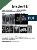 Metal Bulletin Zine 60