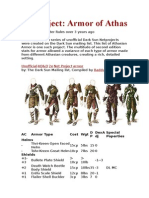 Armor of Athas