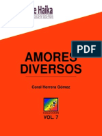Diversidades y Amores Queer. Coral Herrera Gómez