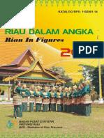 Riau Dalam Angka 2014