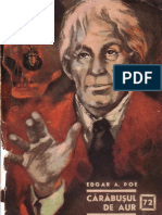 72 - Edgar a. Poe - Carabusul de Aur - 1